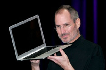 Jobs was an avid risk taker and workaholic which made him very successful.