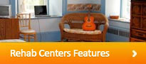 Rehab Centers Features