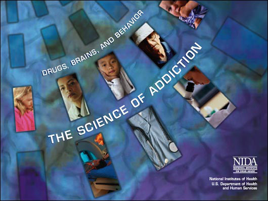 Cover Image from the Science of Addiction Document